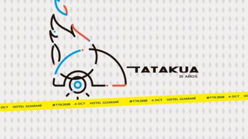 Shortlist oficial del Tatakua 2018 en todas las categorías