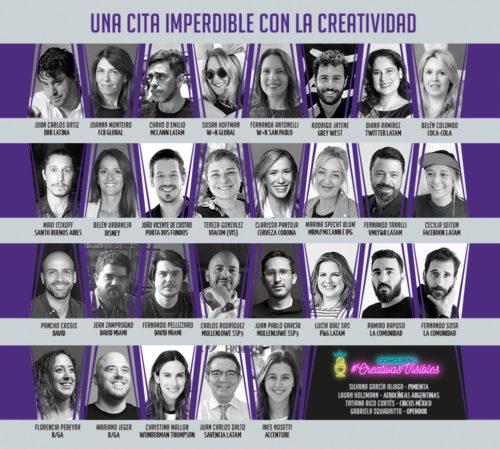 Ya llega El Ojo de Iberoamérica 2019 y dan a conocer el programa completo de speakers