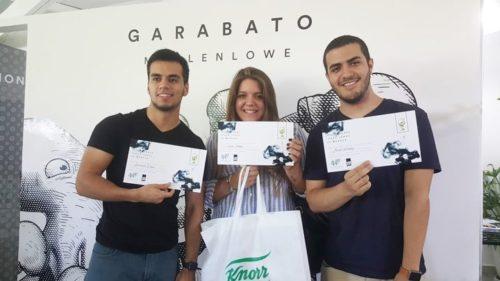 Alumnos de Marketing de la Católica, ganadores de la primera etapa del InkHouse de Garabato MullenLowe