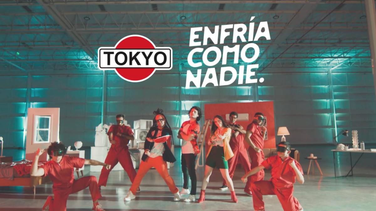 """""""Tokyo enfría como nadie"""", la nueva propuesta de Yeah! para el verano 2020"""