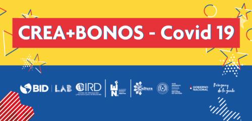 Oportunidad: ya está abierta la convocatoria CREA+Bonos COVID 19