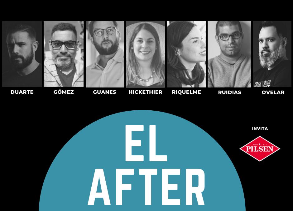 """""""El After"""" suma figuras y presenta nuevo line up"""