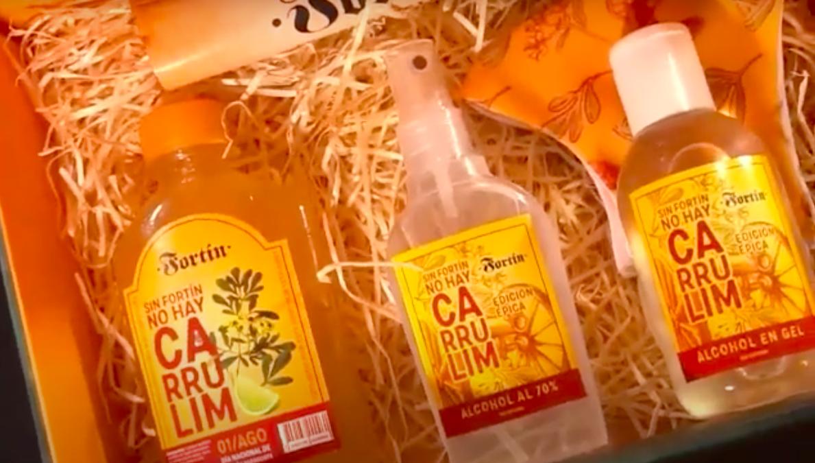 """Kausa/Havas y Fortín lanzan innovador kit para celebrar el """"Día del Carrulim"""""""