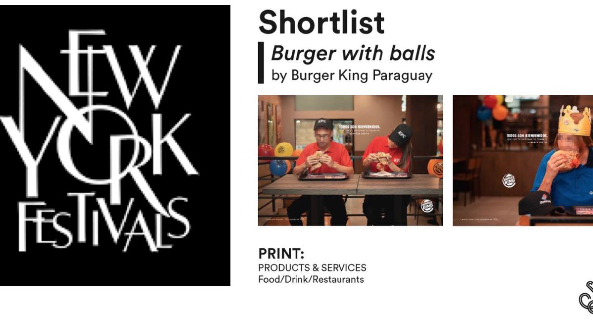 New York Festivals 2021: Garabato Mullen/Lowe con un shortlist en Print